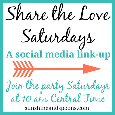 Share the Love Saturdays
