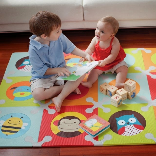 baby puzzle play mat, kids room rugs