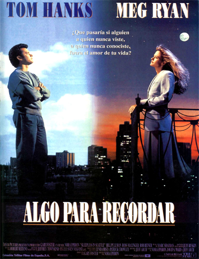 Ver Sintonía de amor (Sleepless in Seattle) (1993) Online