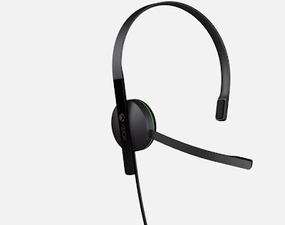 Xbox One Headset Revealed