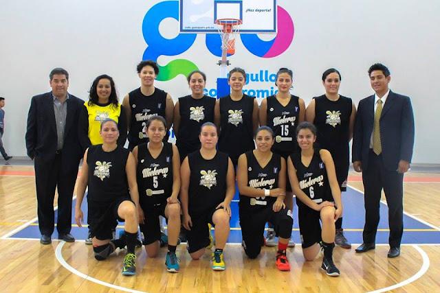 Basket Femenil LBNPF