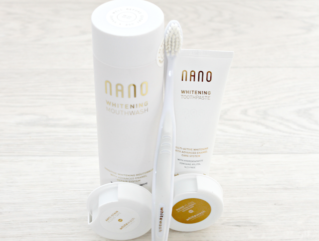 WhiteWash Laboratories Nano Whitening Kit