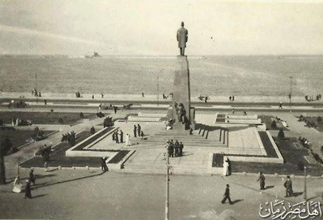 محطة الرمل 1942 Raml Station 1942