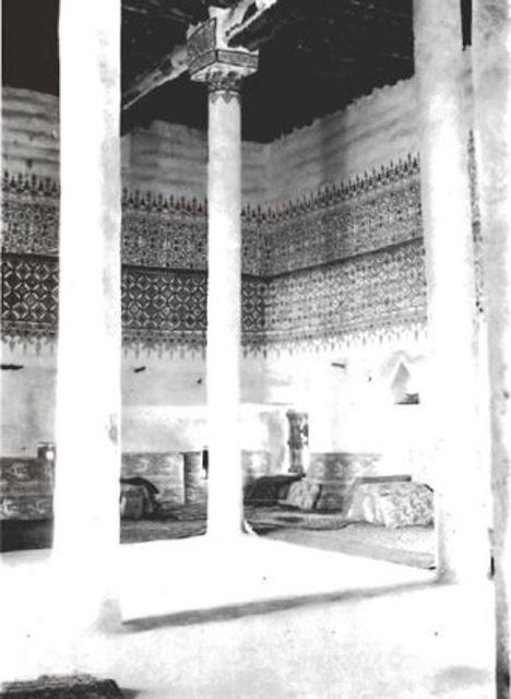 الروشن أو قاعة الاستقبال 1914م