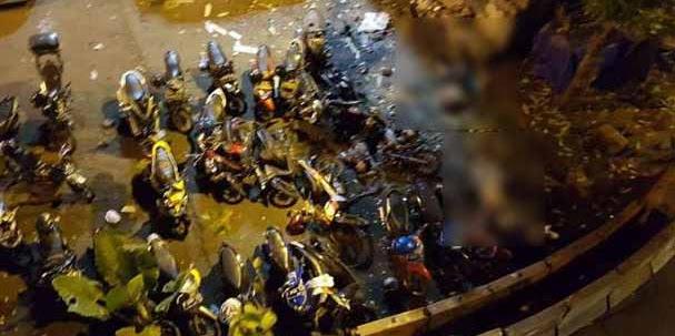 Ledakan di Halte Kampung Melayu Polisi Klaim Bom Bunuh Diri