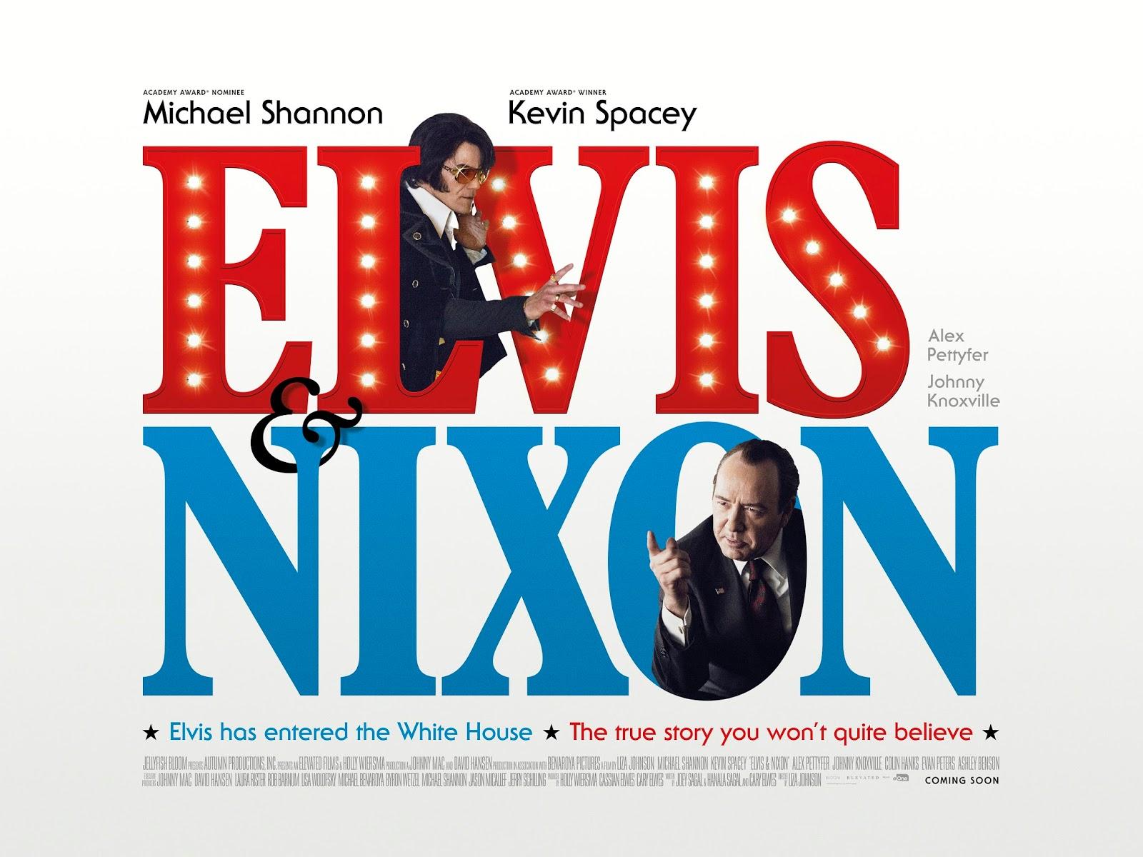 Canzone Elvis & Nixon Pubblicità e Trailer film