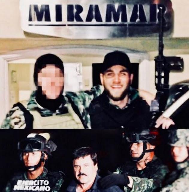 Asegura colaborador de Interpol y PGR; norteamericanos en operativos sinaloenses