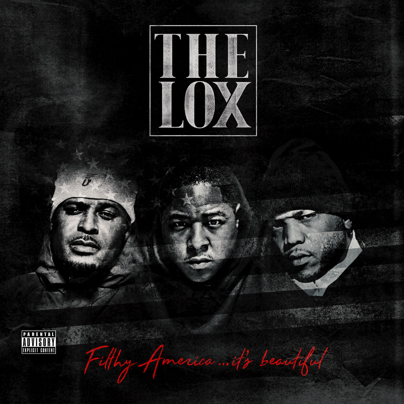 The Lox - Filthy America… It's Beautiful Cover