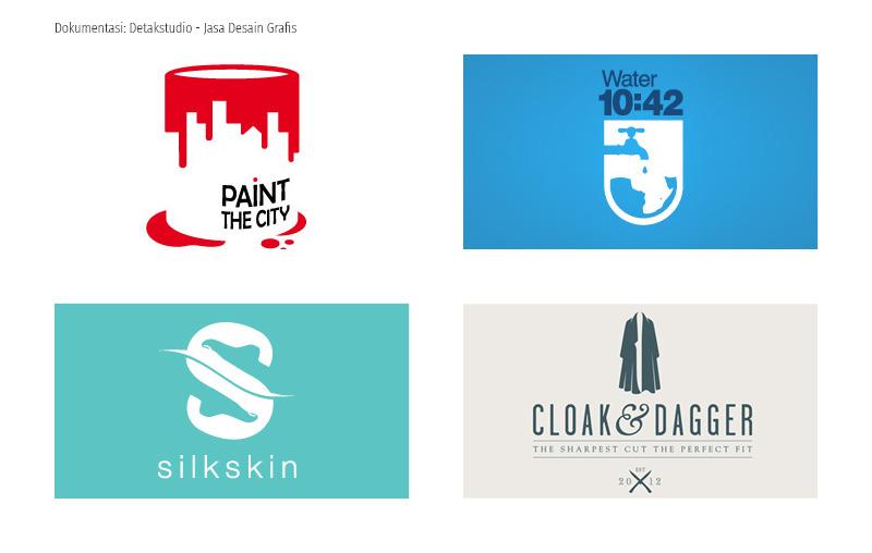 Contoh Desain Logo Unik