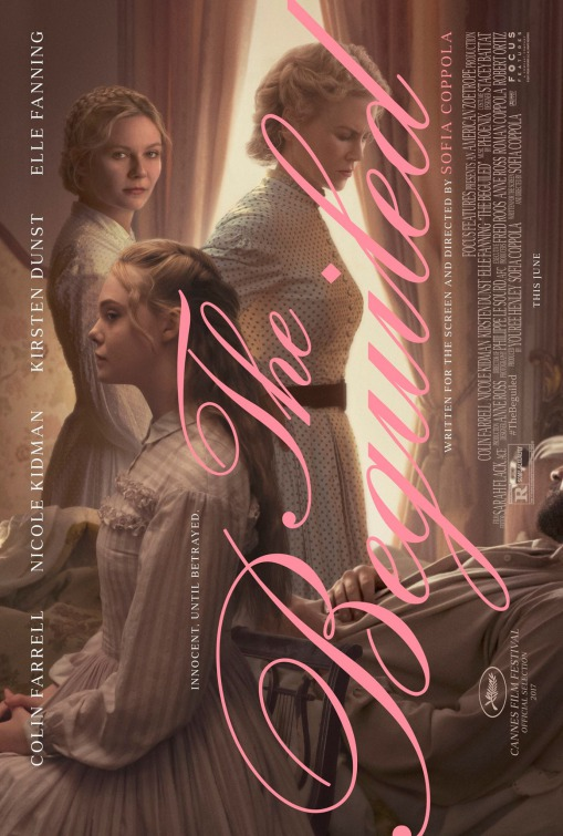 Beguiled movie poster