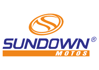 Sundown Motos Logo Vector