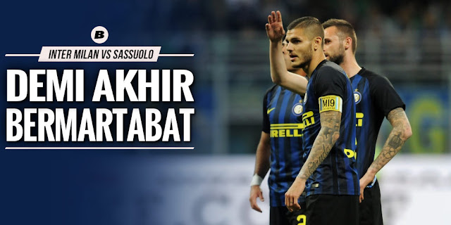 Prediksi Inter Milan vs Sassuolo 14 Mei 2017