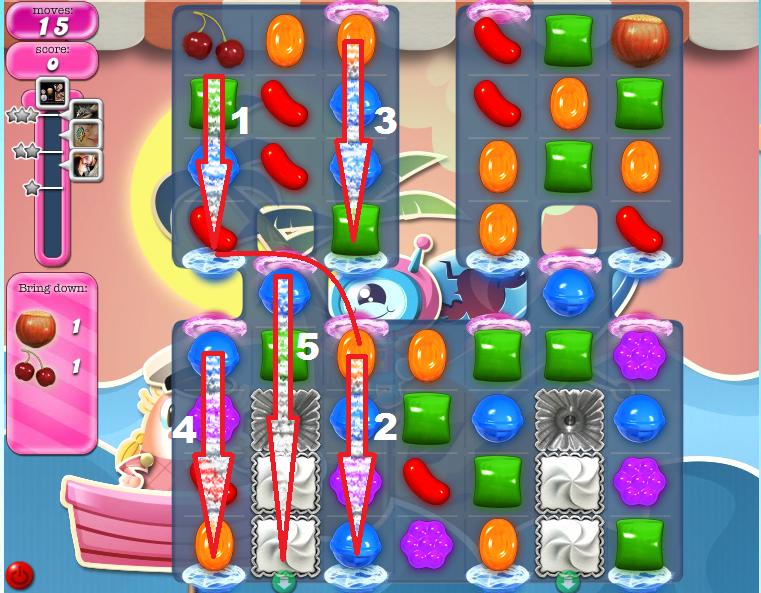 Candy crush saga all help candy crush saga level 1550 - 1600 candy crush ...