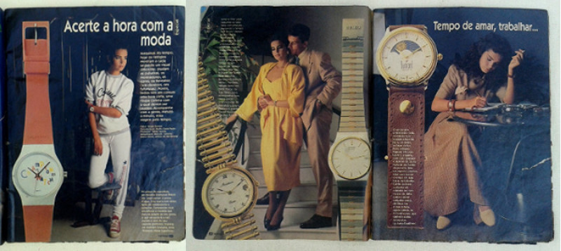Suzy Rêgo nos anos 80
