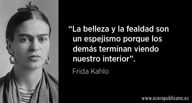 15 grandes frases de Frida Kahlo