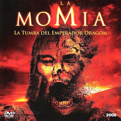La momia - La tumba del emperador Dragón - [2008]
