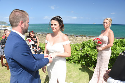 Married in Oahu