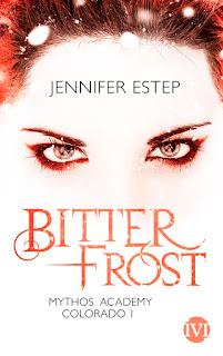 Cover von Bitterfrost von Jennifer Estep