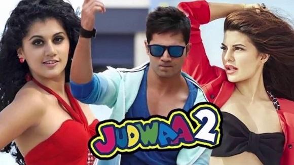 Judwaa 2 Full Movie Download, Judwaa 2 2017 Hindi HQ - DVDScr 700MB