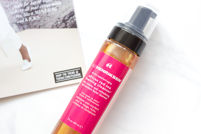 Ole Henriksen Clean Truth Foaming Cleanser Review