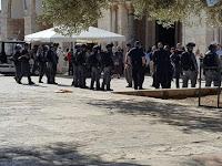 Akhirnya Penjajah Israel Larang Yahudi Kunjungi Al-Aqsha di Akhir Ramadhan