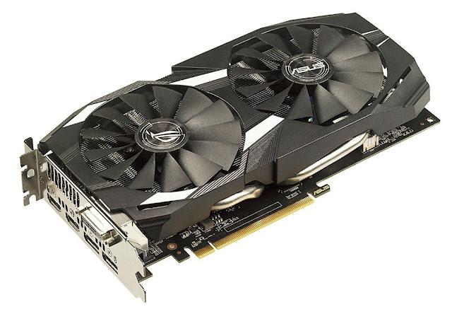 AMD Radeon RX 580 8GB Dual OC