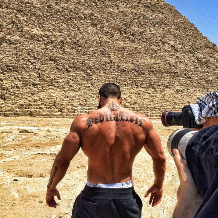 Lazar Angelov Gallery 2015 The Best Gym Workouts For Abs