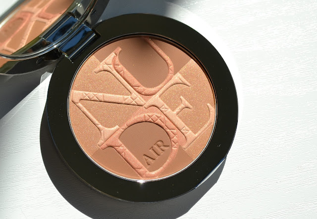MAKEUP | Dior Diorskin Nude Air Glow Powder in 001 Fresh Tan