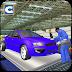 Luxury Auto Car Maker Factory Mechanic Workshop