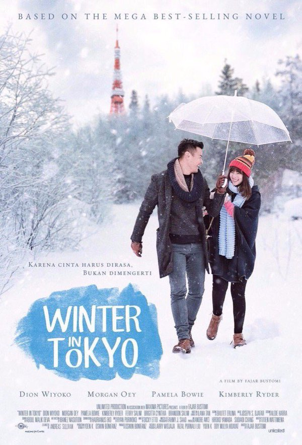 Download Winter in Tokyo (2016) WEB-DL Full Movie