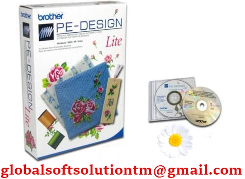 Global Software Solutions Team Brother Pe Design Lite Embroidery