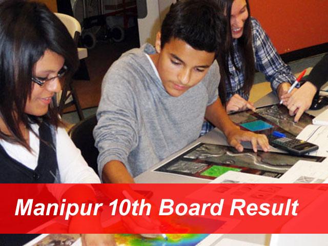 Manipur Board HSLC Result 2018