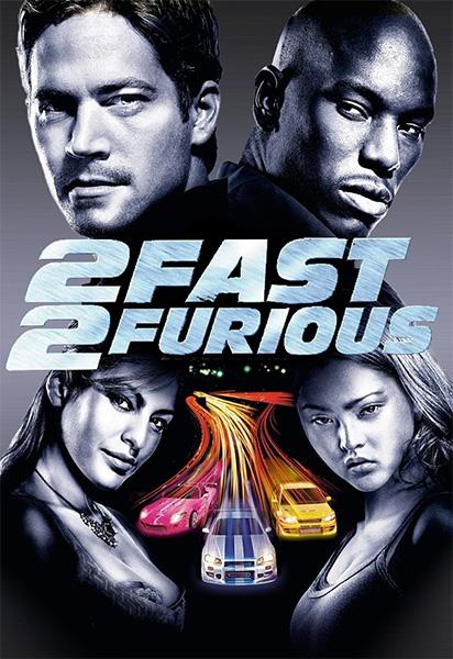 +rápido +furioso (HD 1080P y Español- Inglés 2003) poster box code