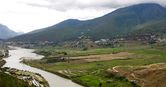 Landscapes from Beautiful Bhutan