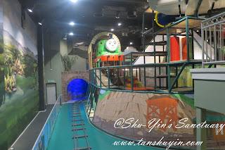 Shu-Yin's Sanctuary: Johor With Kids: Thomas Town & Sanrio