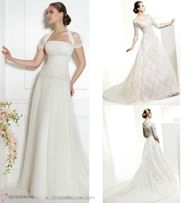 3066e496bb23 acquistare abiti plus size online su sposamore