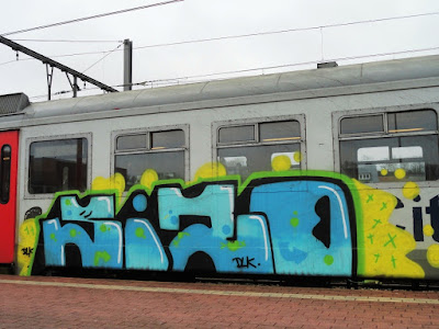 train en gare