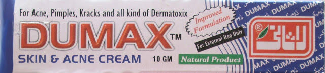 Dumax 10mg Cream for adult acne