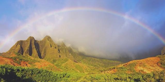 Lembah Kalalau - Hawaii