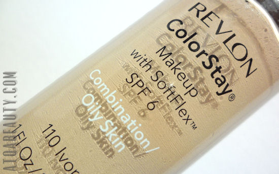 Revlon, ColorStay Makeup with SoftFlex, SPF 6, Combination/Oily Skin