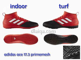 contoh sepatu futsal adidas