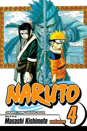 Naruto Tomo 4