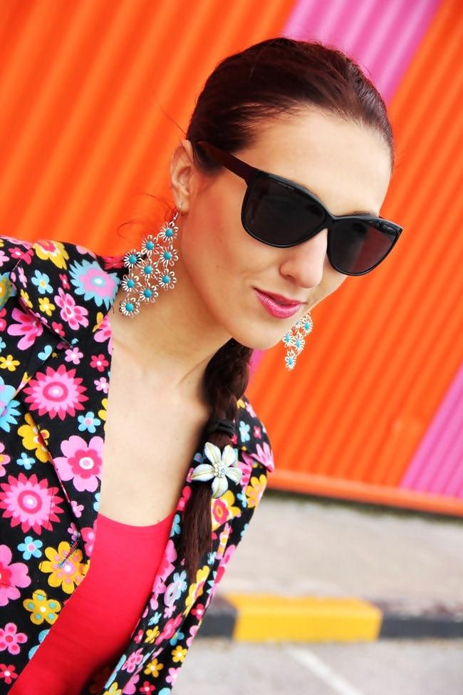 H&M black sunglasses naocare za sunce