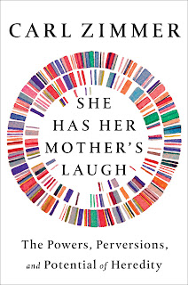 Review: She Has Her Mother's Laugh by Carl Zimmer audiobook