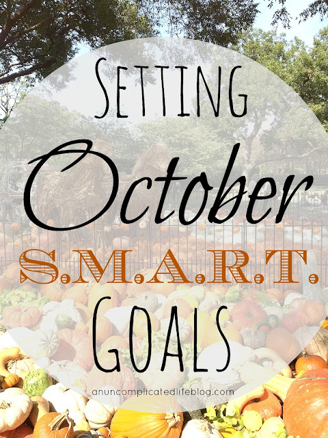 How to set SMART goals for your #blog or #business