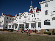 Writing Straight Heart Ghostly Stanley Hotel In