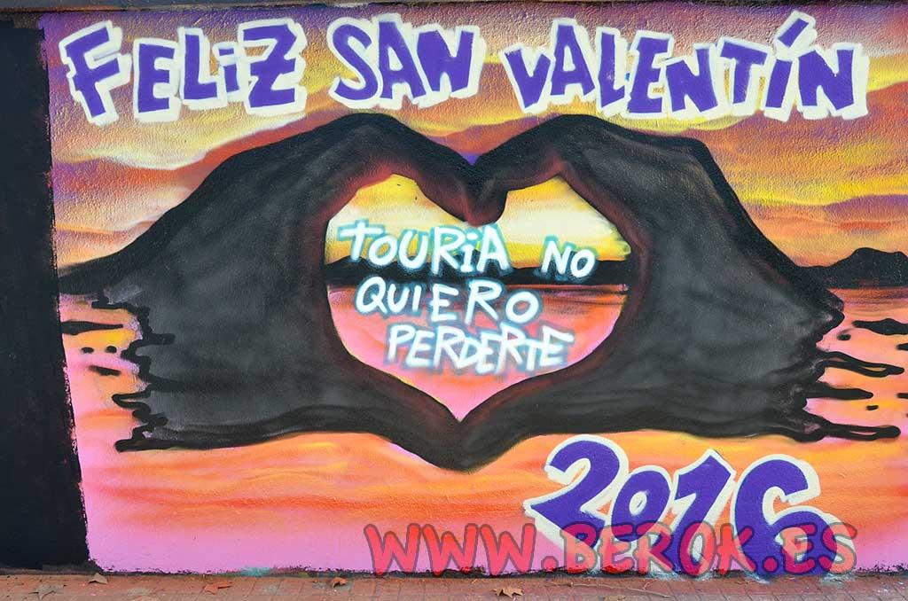 Berok Graffiti Mural Profesional En Barcelona: Graffiti De