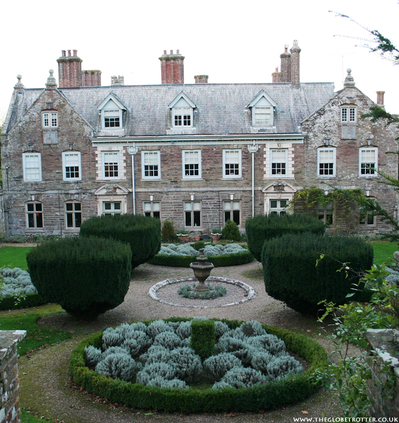 The Langdon Court Hotel in Devon