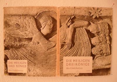 Die heiligen drei Könige des Gislebertus