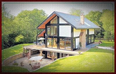 Maraknya Rumah Minimalis Yang Ramah Lingkungan